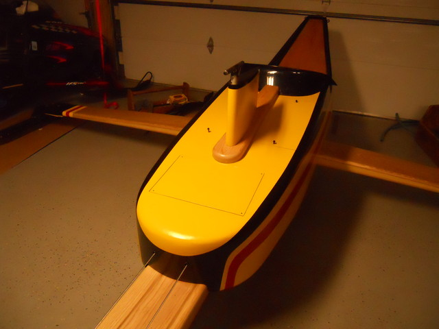 Conrad's boat